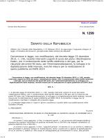 senato.it - Legislatura 17ª - Disegno di legge n. 1299