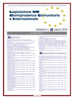 Notiziario n.3 - marzo 2014