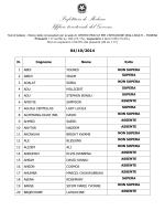 Prefettura di Modena - Rete CTP - Centro Territoriale Permanente