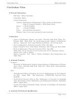 Your project title - Dipartimento di Matematica