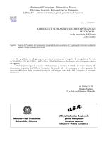 NOMINE_PRESIDENTE_ESAME - Istituto Comprensivo di