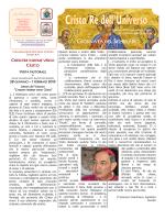 Campana 23 Novembre 2014 - Parrocchia di Santa Bertilla