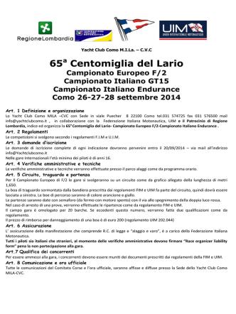 Avan_Programma italiano_Como