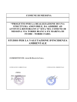 1 – INTRODUZIONE - Comune di Messina