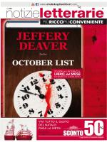 Catalogo Elettronico Notizie Letterarie n.701