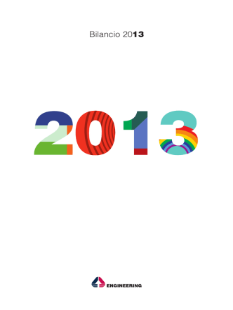 Bilancio Annuale Consolidato 2013