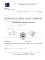 Agli Iscritti al Collegio TSRM Prov. Catanzaro-Crotone