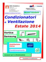 Ventilazione - EMA Cereda Srl