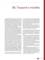 Trasporti e mobilità [PDF] - Agenzia per il controllo e la qualità dei