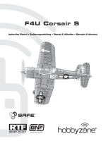 44965.1 HBZ Corsair SAFE RTF BNF manual.indb