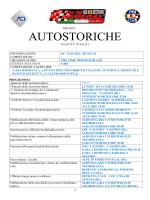 AUTOSTORICHE - tre cime promotor