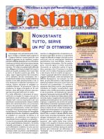 Luglio 2013 - Comune di Castano Primo