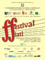 lib festival fiati 14.indd - Conservatorio Guido Cantelli