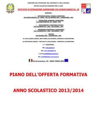 2013/2014 - P.L. Nervi
