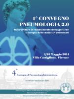1° Convegno di Pneumologia 2.0