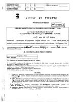 DI POMPEI - Gazzetta Amministrativa