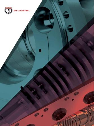 catalogo 2 - am machining
