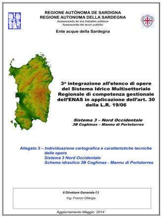 Allegato 3 [file] - Regione Autonoma della Sardegna