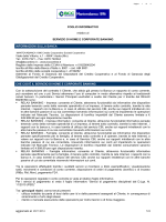 servizio di home e corporate banking - BCC OnLine