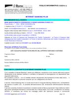 INTERNET BANKING PLUS - Bene Banca Credito Cooperativo di