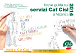 servizi Caf Cisl 2 014
