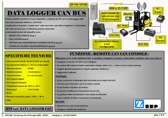 Data Logger Can