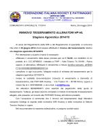 Comunicato rinnovo allenatori HP e HiL 2014/2015