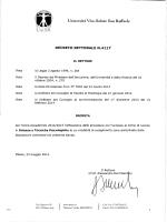 a.a. 2014/2015 - Università Vita