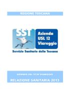 relazione sanitaria 2013 def
