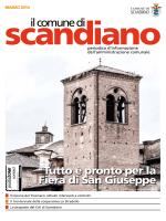 Marzo 2014 - Comune di Scandiano