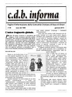 n° 60 gennaio 2015