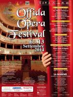 Cartellone 2014 - Offida Opera Festival