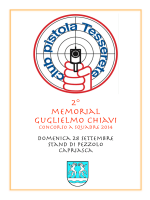 2° memorial Guglielmo Chiavi