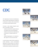 catalogo generale - C.D.C. ENGINEERINGS srl