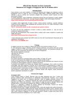 leggi la relazione - coordinamento rsu