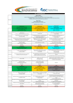 Download the Conference Program (pdf)