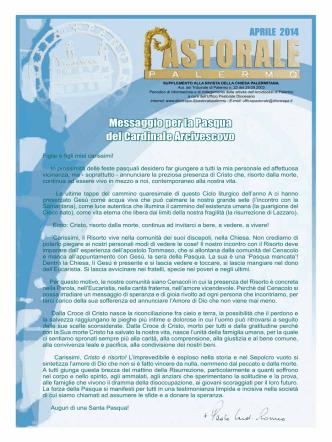 aprile 2014 (pdf) - Arcidiocesi di Palermo