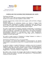 Download Curriculum in versione PDF