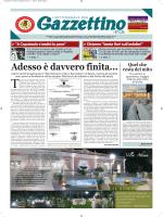 Gazzettino 14-05-2011