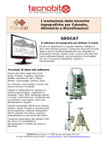 Nuovo Geocat 4.14 - Tecnobit guide software