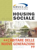 Brochure Social Housing