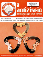 Anno 38 - n.ro 4 - Campeggio Club Varese