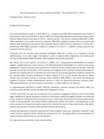 Corte di Cassazione 20 novembre 2014, n. 24723
