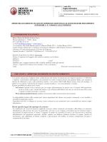 Foglio Informativo - Banca Monte dei Paschi di Siena