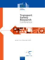 Transport Safety Research Conference
