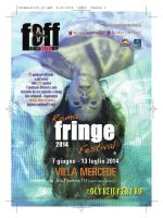 oltreilteatro - Roma Fringe Festival