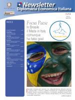 Newsletter N° 8 - agosto 2014 - Ministero degli Affari Esteri