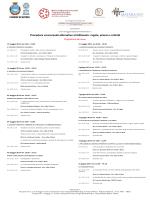Scarica il programma aggiornato - Ordine dei Dottori Commercialisti