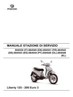 Liberty 200 Sport - Fratelli Schiattarella Moto Napoli