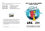 Iscrizione CRE 2014 ragazzi - Oratorio Brembo di Dalmine